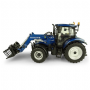 "Universal Hobbies New Holland T6.175 ""Blue Power"" with Front Loader Tractor 1:32 Scale"